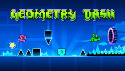 Geometry Dash (Update 19/07/2018) Download free
