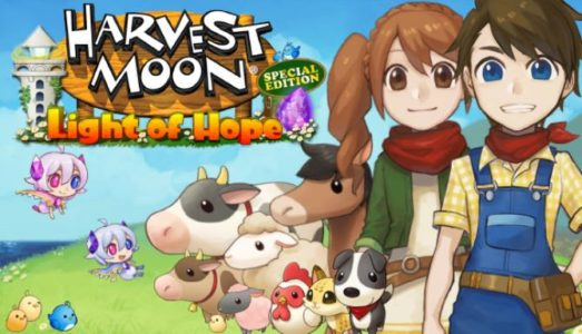 Harvest Moon: Light of Hope (v2.0.0) Download free