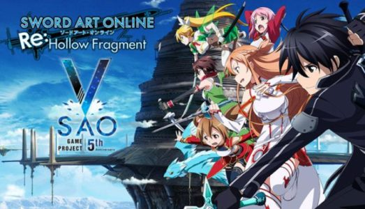 Sword Art Online: Re Hollow Fragment Free Download