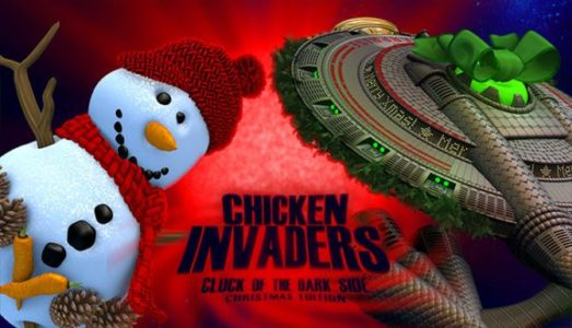 Chicken Invaders 5 Christmas Edition Free Download