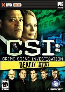 CSI: Deadly Intent Free Download