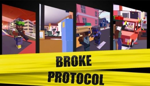 BROKE PROTOCOL: Online City RPG (v0.93) Download free