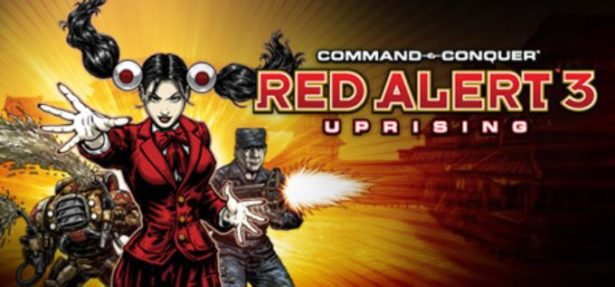 Command Conquer: Red Alert 3 Uprising Free Download