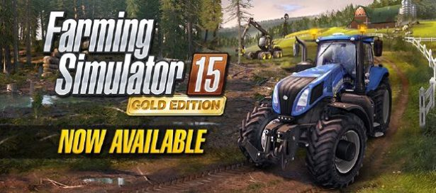 Farming Simulator 15 Gold Edition Free Download