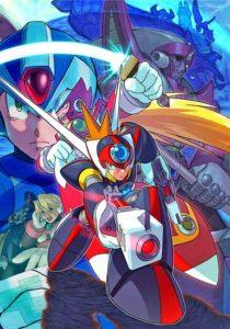Mega Man X7 Free Download