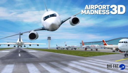 Airport Madness 3D (v1.402) Download free