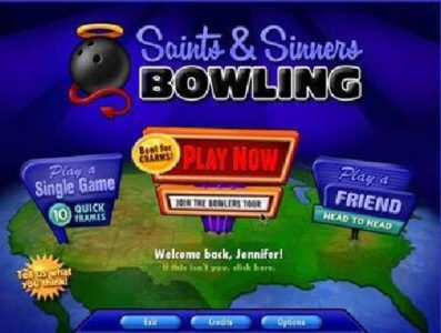 Saints and Sinners Bowling Free Download