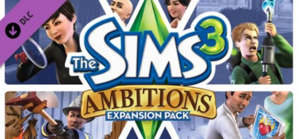 The Sims 3 Ambitions Free Download