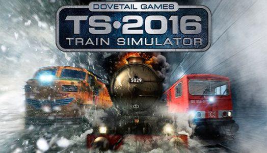 Train Simulator 2016 (Inclu 103 DLC) Download free