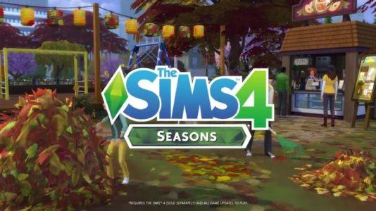 The Sims 4 Seasons (v1.46.18.1020 ALL DLC) Download free