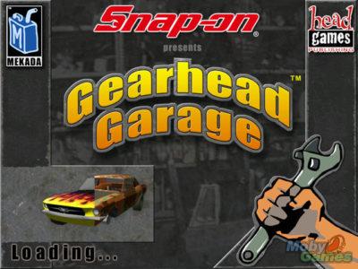 Snap-on presents Gearhead Garage: The Virtual Mechanic – Download