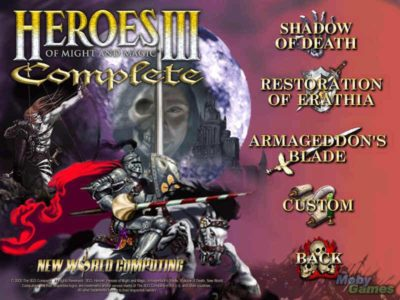 Heroes of Might and Magic III: Complete – Collector′s Edition – Download