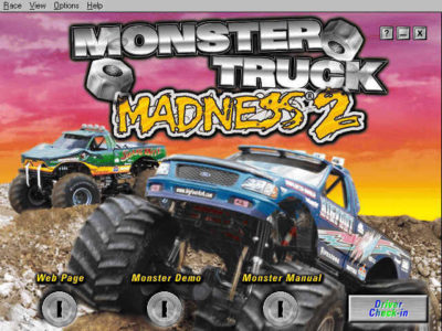 Monster Truck Madness 2 – Download