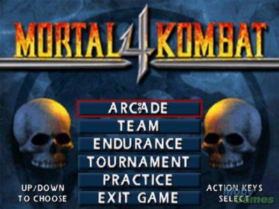 Mortal Kombat 4 – Download