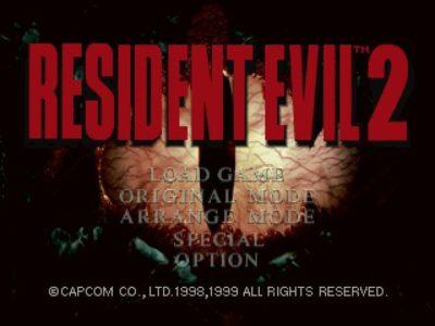 Resident Evil 2 – Download