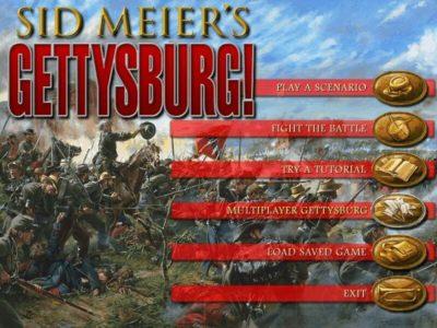 Sid Meier′s Gettysburg! – Download