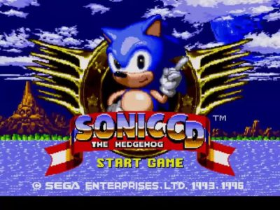 Sonic CD – Download