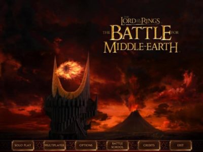 The Lord of the Rings: The Battle for Middle-Earth – Download
