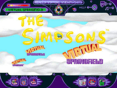 The Simpsons: Virtual Springfield – Download