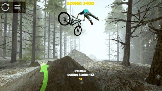 Shred! 2 Freeride Mountainbiking Free Download (v1.4)