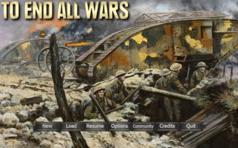 To End All Wars Free Download