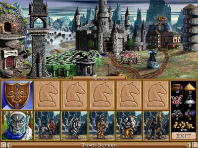 Heroes of Might and Magic II Gold Edition Free Download