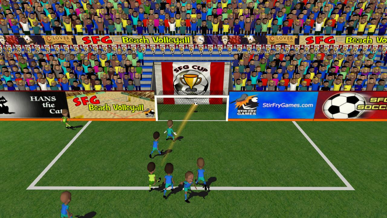 sfg soccer full version
