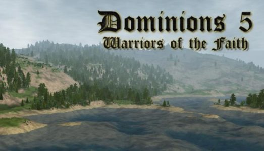 Dominions 5 Warriors of the Faith Free Download (v5.39)