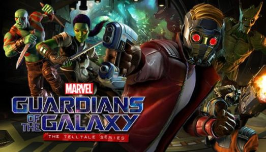 Marvels Guardians of the Galaxy: The Telltale Series Free Download (Episode 1-5)