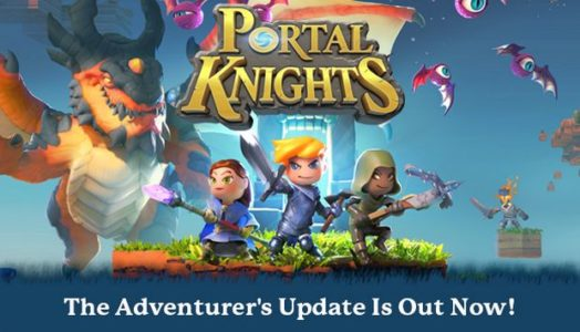 Portal Knights Free Download (v1.7.2 ALL DLC)