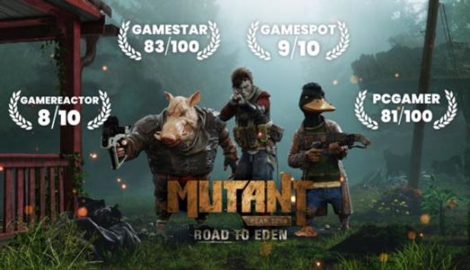 Mutant Year Zero: Road to Eden Free Download (ALL DLC)