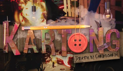 Kartong Death by Cardboard! Free Download