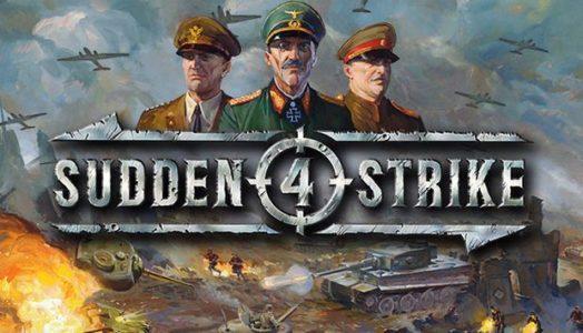 Sudden Strike 4 Free Download (v1.15 ALL DLC)