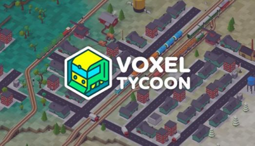 Voxel Tycoon Free Download (v0.79)