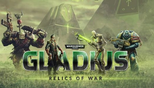 Warhammer 40,000: Gladius Relics of War Free Download (v1.5.1 DLC)