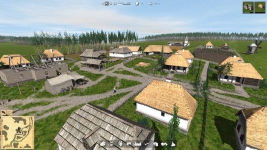 Ostriv a city building game Free Download (v0.3.0.0)
