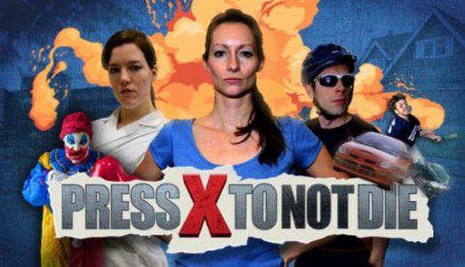 Press X to Not Die Free Download