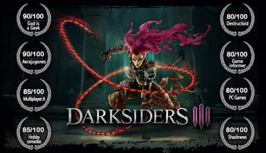 Darksiders III Free Download (v215465 ALL DLC)