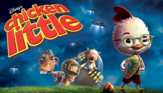 Disneys Chicken Little Free Download