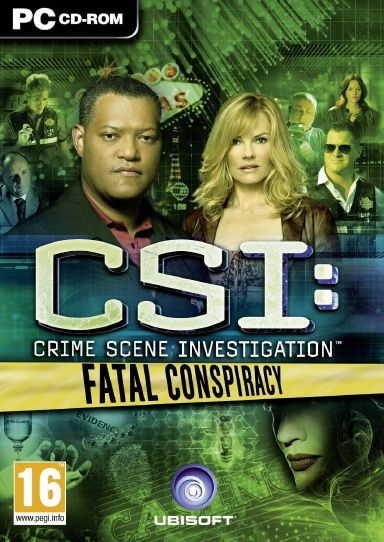CSI: Fatal Conspiracy Free Download