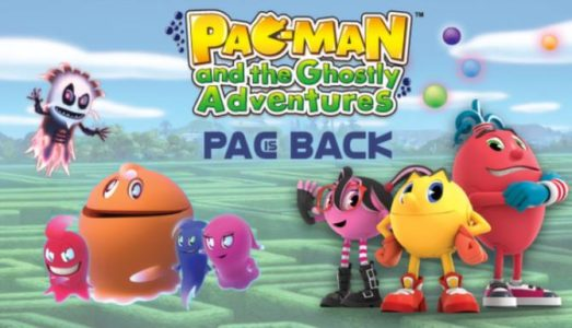 Pac-Man and the Ghostly Adventures Free Download