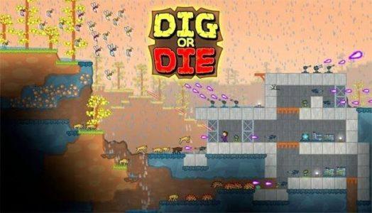 Dig or Die Free Download (v1.11.858)