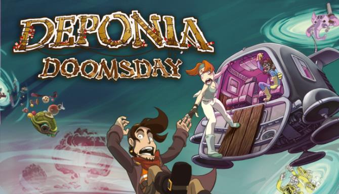 Deponia Doomsday Free Download (v1.2.0267)