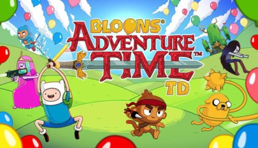 Bloons Adventure Time TD Free Download
