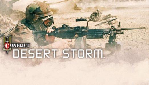 Conflict: Desert Storm II Free Download