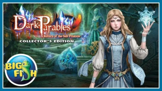 Dark Parables: Return of the Salt Princess Collectors Edition Free Download