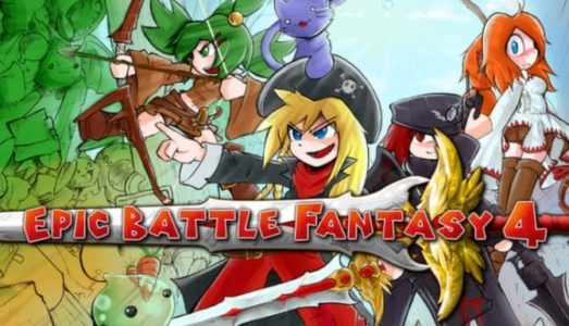 Epic Battle Fantasy 4 Free Download (v1.0.5)