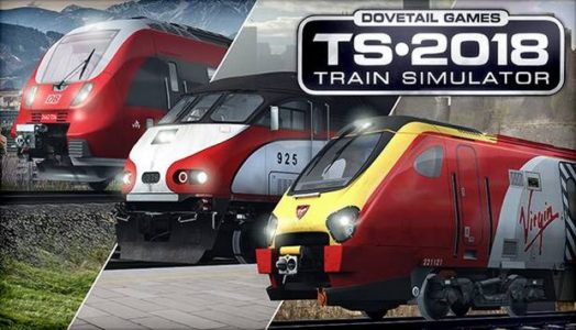 Train Simulator 2018 Free Download