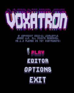 Voxatron Free Download (Alpha)