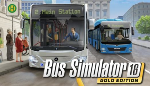 Bus Simulator 16 Free Download (Gold Edition)